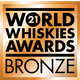 World Whisky Awards Bronze