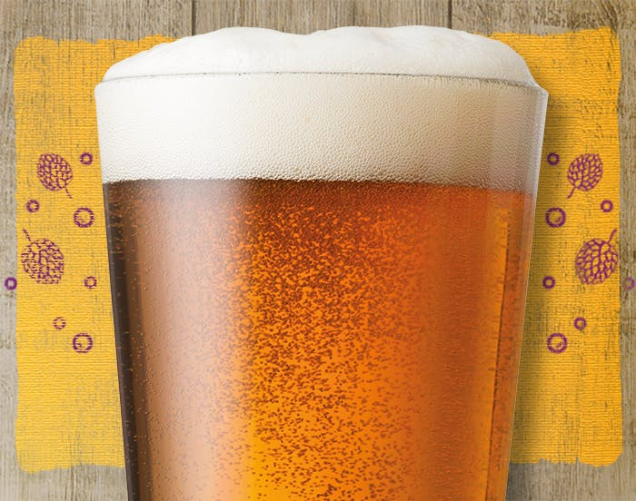 How we make beer that's low in alcohol but big on taste