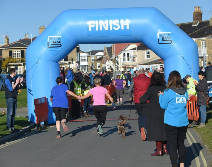 Adnams Southwold 10k run results 2018