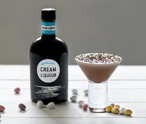 Adnams Cocktails - Cream Liqueur Choco-LOT