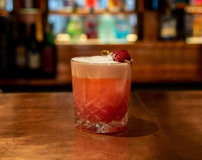 The ultimate Valentine's cocktail…
