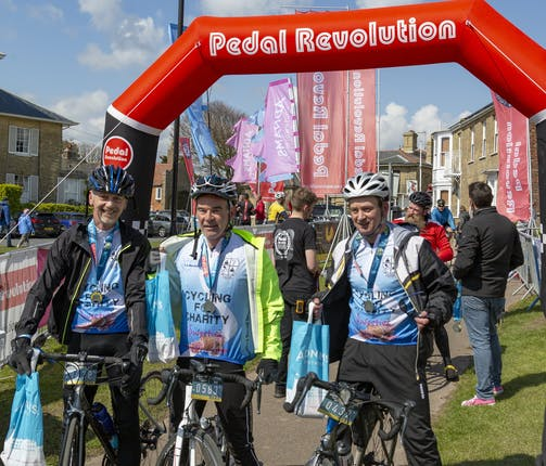 Join the Pedal Revolution!