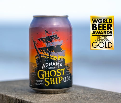 Adnams gains international recognition in World Beer Awards 2019