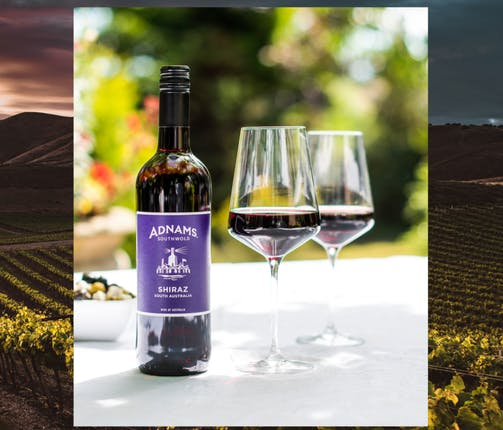 The Adnams Collection - Shiraz