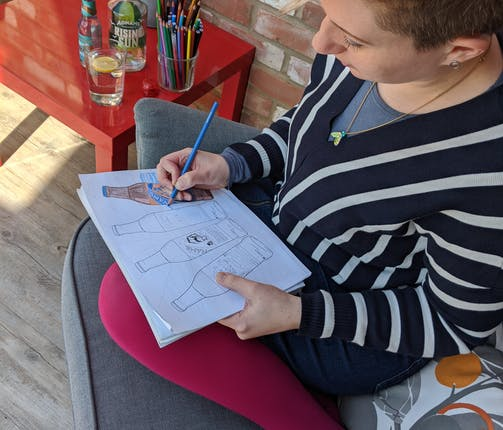 Relax with our Adult Mindful Colouring Sheets