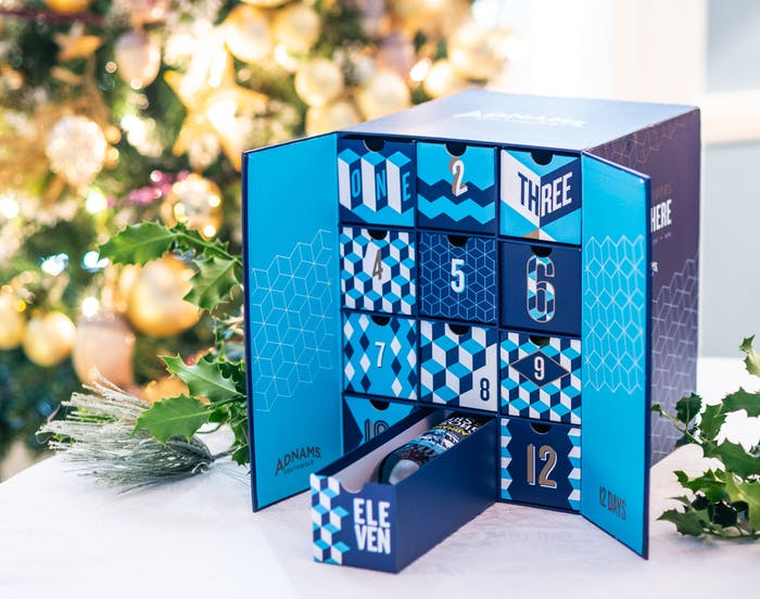 Adnams 12 days of Christmas