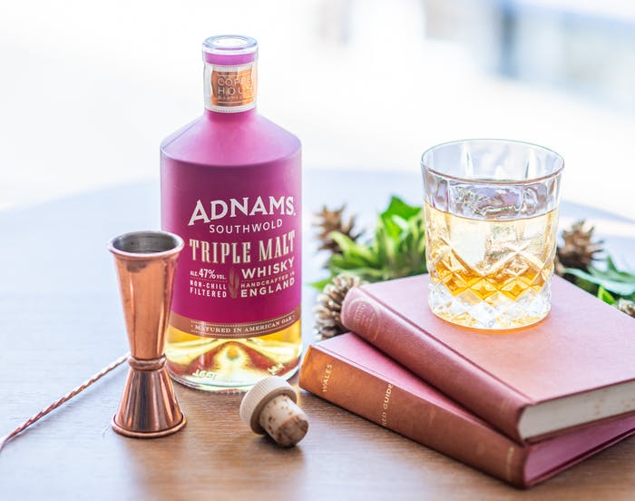 Adnams Christmas Cocktails - Old Saint Nick