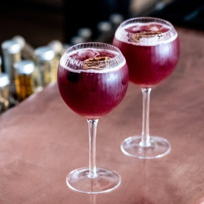 Christmas Cocktails - Merry Christmas Punch