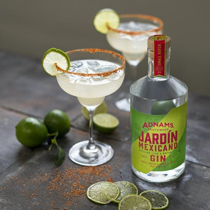 Our twist on a sub-lime gin cocktail