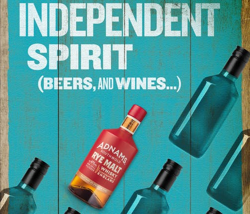 Independent spirit (beers, and wine…)
