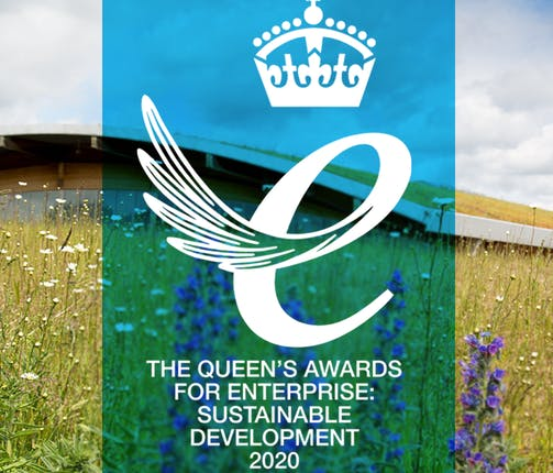Adnams is awarded its third Queen's Award for Enterprise in Sustainable Development