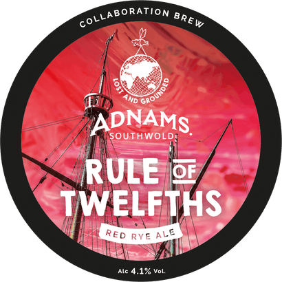 New Collaboration brew - The Rule of Twelfths