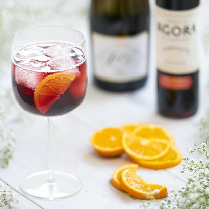 Adnams Cocktails - Suffolk Spritz