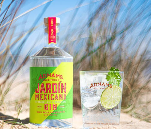 Introducing Jardín Mexicano Gin