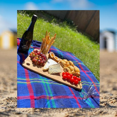 Southwold Picnic at Home - Seaside Snacks