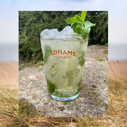 Father's Day Cocktails - Mint Julep
