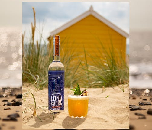 Summer Cocktails - Adnams Solero