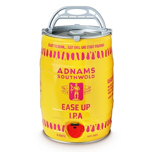 Jack Brand Ease Up IPA Mini-Keg