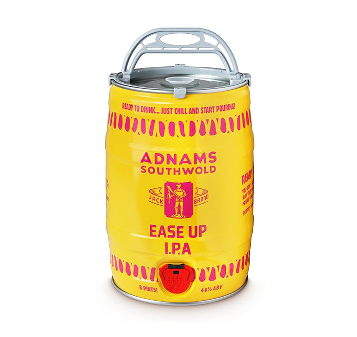 Adnams Ease Up IPA 8x500ml bottles - from Adnams