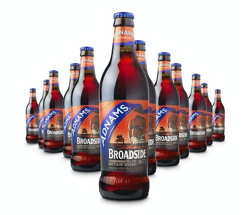 Bottles of broadside