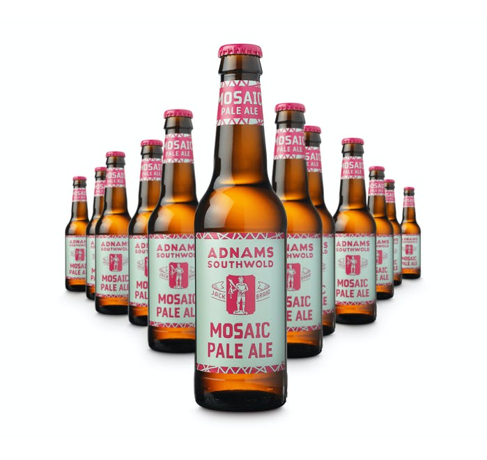 Adnams Jack Brand Mosaic Pale Ale - from Adnams