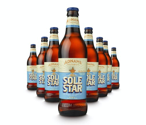 Adnams Sole Star - from Adnams