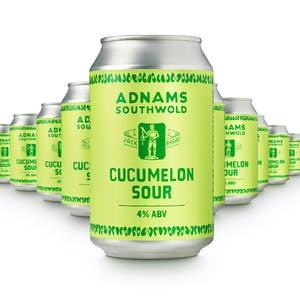 Jack Brand Cucumelon Sour