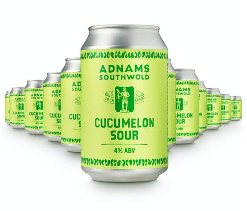 Adnams Jack Brand Cucumelon Sour - from Adnams