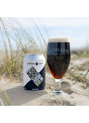 Adnams x Thornbridge Brewery, Nevermore India Porter