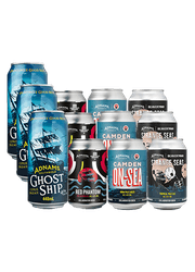 Ghost Ship 10th Birthday Collaboration Collection