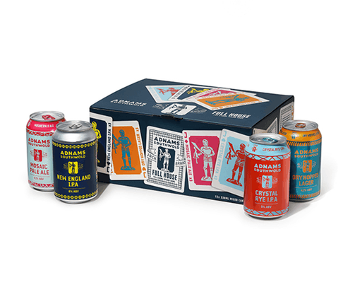 Adnams Jack Brand Craft Beer Mixed Case