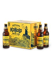 Adnams Kobold English Lager Bottles