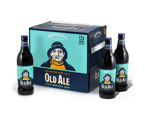 Adnams Old Ale Bottles