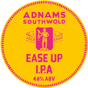 Jack Brand Ease Up IPA