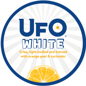 Harpoon UFO White Ale, 12x335ml