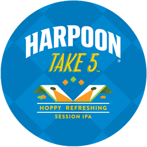 Harpoon Take 5 IPA