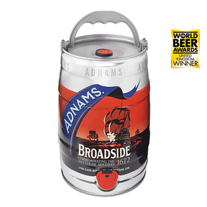 Adnams Broadside Mini-Cask