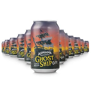 Adnams Ghost Ship 0.5% Cans