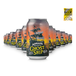 Adnams Ghost Ship 0.5% 24 Cans