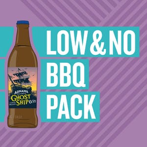 Adnams Low & No Alcohol BBQ Pack