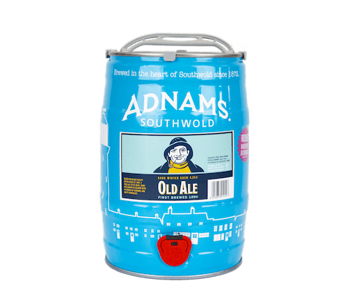 Adnams Old Ale Mini Keg