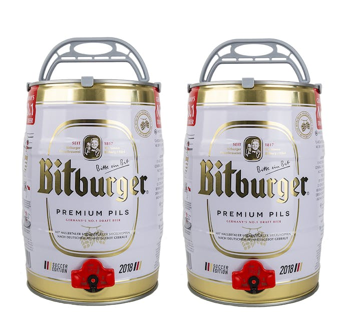 Bitburger Pils 12 x 660ml bottles - from Adnams