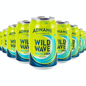Adnams Wild Wave English Cider Cans