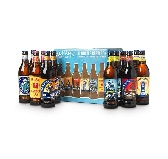 Adnams Beer Selection Box