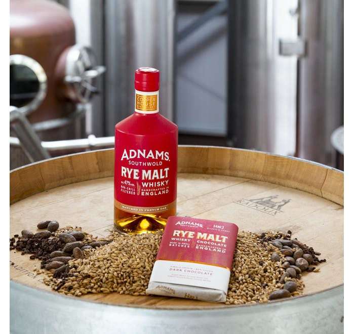 Adnams Whisky Chocolate Gift Set