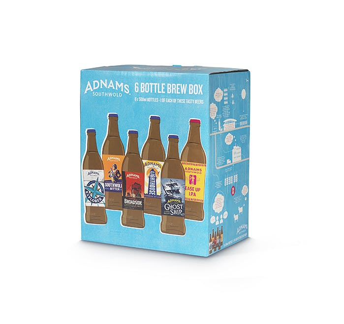 Adnams Beer Selection Box - from Adnams