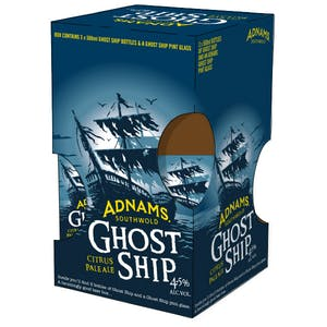 Adnams Ghost Ship Gift Set