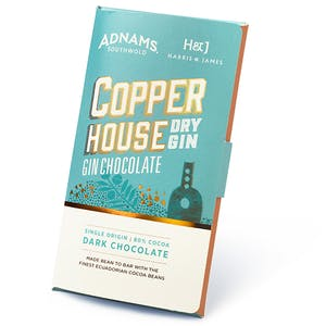 Adnams Gin Chocolate Bar