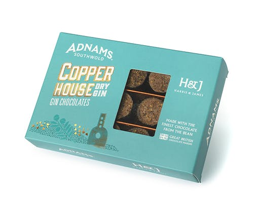 Adnams Gin Chocolate Giftbox
