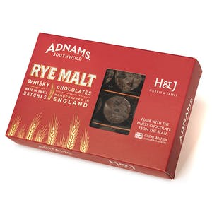 Adnams Rye Malt Whisky Chocolate Giftbox